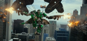 Transformers: Age of Extinction Big Game Spot