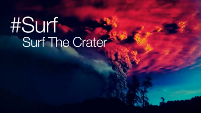 Surf – The Crater – Personal Mobile Telephony