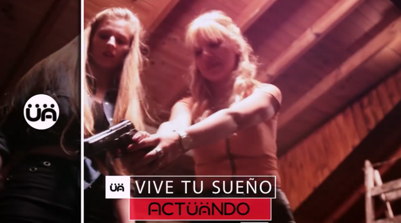 "Spot Development for ""Academia Actuando""  – Argentina"