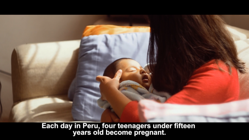 Home for teenage girls. Lima – Peru